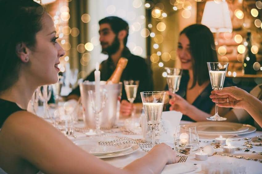 Catering okolicznościowy - Wigilia firmowa