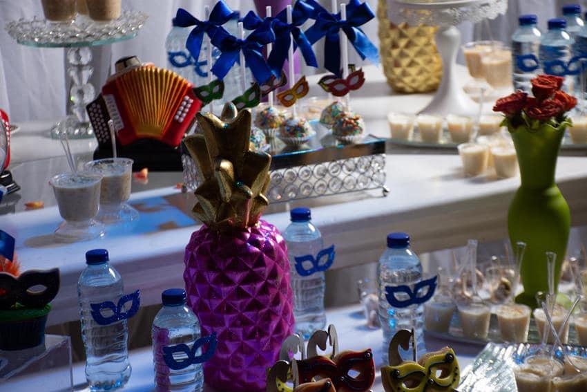 Catering na imprezę karnawałową