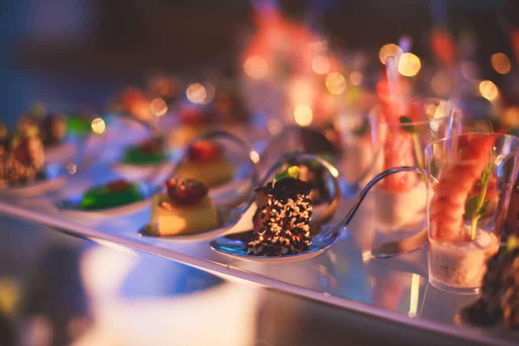 Rodzaje serwisu w cateringu