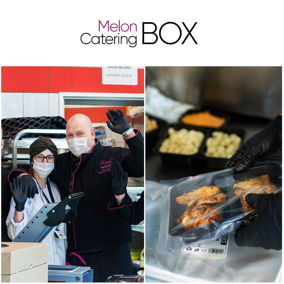LunchBox - catering - dostawa